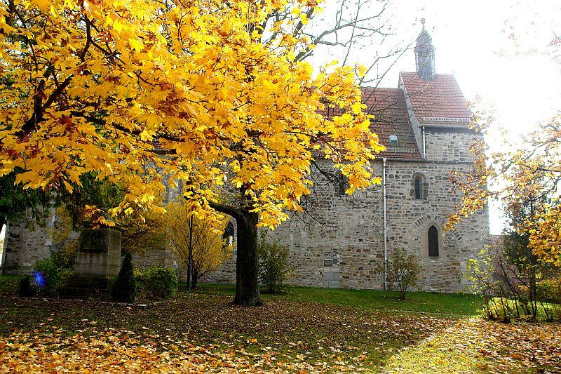 So schön ist Burgwerben